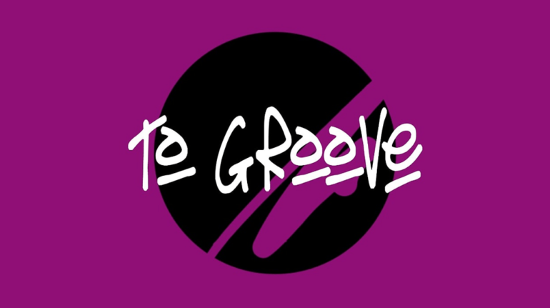 logo to groove